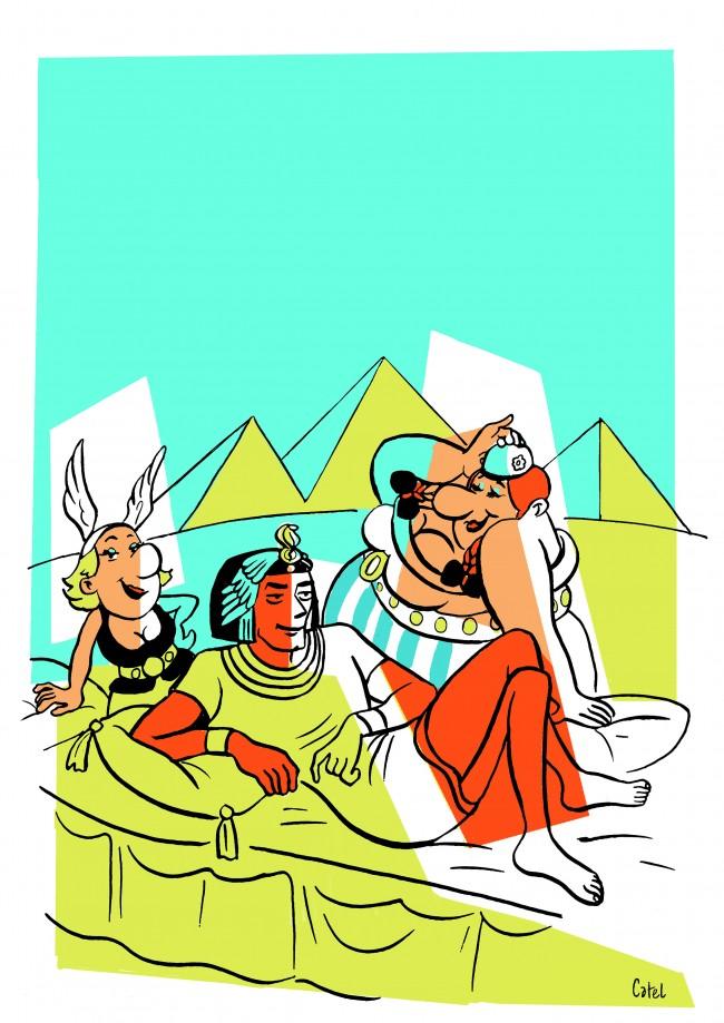 Asterixe MONDE mag2015