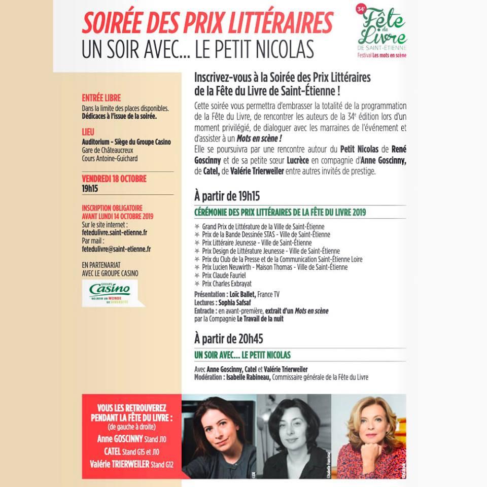 Fête du Livre de Saint-Etienne 1