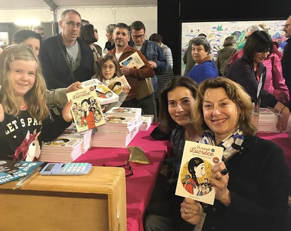 Fête du livre de St-Étienne 2